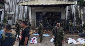 Bom di Katedral Filipina
