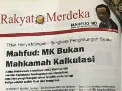 Kliping koran Rakyat Merdeka