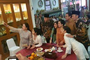 AHY dan Megawati Soekarnoputri