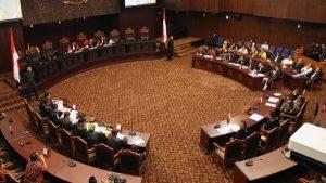 Majelis Hakim MK