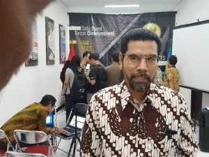 Amiruddin Komnas HAM