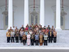 Kabinet Indonesia Kerja periode pertama