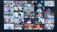 Rapat Kabinet Indonesia Maju