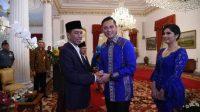 AHY, Jokowi