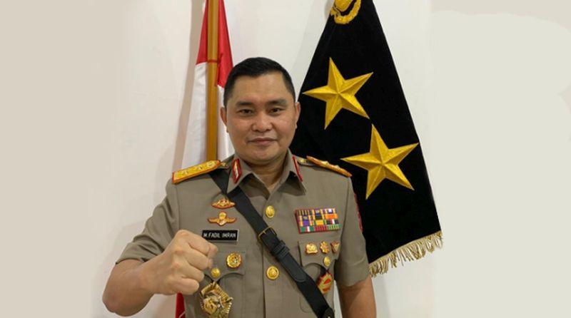 Fadil Imran Kapolda