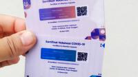 sertifikat vaksinasi