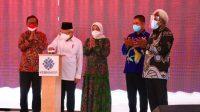 Peresmian pembangunan BLK Komunita di Papua dan Papua Barat